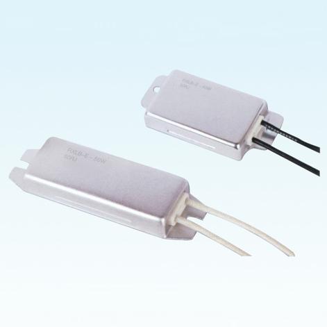 黃金鋁殼電阻器