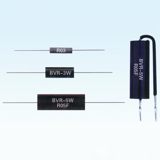 模壓型低阻無感電阻器